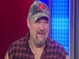 Larry The Cable Guy Talks Politics