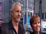 Legendary Musicians Pat Benatar And Neil Giraldo