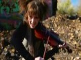 Lindsey Stirling A New Internet Sensation