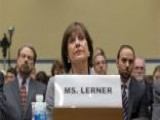 Lois Lerner Denied Any Wrongdoing In IRS Targeting