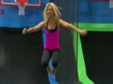 Latest Fitness Trend: Trampoline Sports
