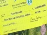 Lottery Winner's Ex-girlfriend Sues For Share Of Jackpot