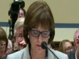 Lois Lerner Recalled To Testify About IRS Targeting Scandal