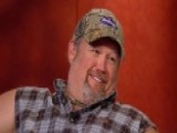 Larry The Cable Guy Talks Oscars, NASCAR, Tailgating