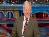 Letterman's Last Call