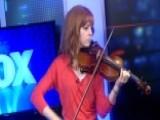 Lindsey Stirling Performs 'Shatter Me'