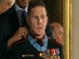 Lance Corporal Kyle Carpenter Receives Medal Of Honor