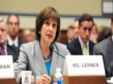 Lerner's Email Warning A Smoking Gun?