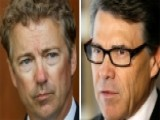 Long Distance War Of Words Between Rand Paul And Rick Perry