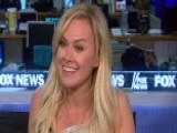 Laura Bell Bundy Shows Off Multi-tasking Skills