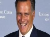 Look Who's Talking: Romney: 'I'm Not Running'