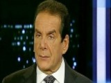 Look Who's Talking: Krauthammer On Obama's 'terrible Idea'