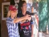 LA Loaded: Alana Stewart At The Range