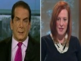 Look Who's Talking: Charles Krauthammer And Jen Psaki