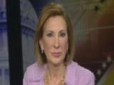 Look Who's Talking: Carly Fiorina