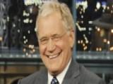 Letterman: CBS Had 'good Reason To Fire Me'