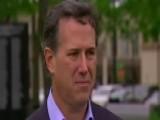 Look Who's Talking: Rick Santorum