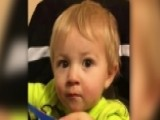 Lost Or Abducted? Frantic Search For Missing Toddler