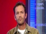 Luke Perry Won't Talk '90210'