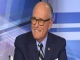 Look Who's Talking: Rudy Giuliani