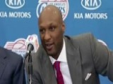 Lamar Odom Found Unconscious At Nevada Brothel