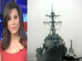 Lea Gabrielle: 'Whoop Dee Doo' On S. China Sea 'showdown'