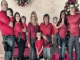 Lawmaker's Christmas Photo Features Heavily Armed Family