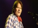 Legendary Rocker John Fogerty Comes In From The Road