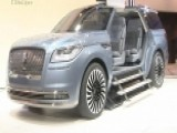Lincoln Navigator Charts New Course