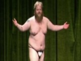 Libertarian Chair Candidate Strips At Party's Convention