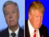 Lindsey Graham To Trump: You're On The Right Path My Friend