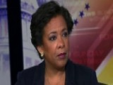 Lynch Talks Gun Control, ISIS Threat And Clinton Email Probe