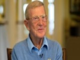 Lou Holtz Stays Positive After Devastating Fire