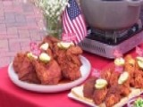 Leaning To Cook Nashville's Famous Spicy Fried Chicken