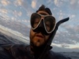 Lost At Sea, Diver Records Chilling 'final' Message