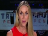 Lara Trump Hits The Campaign Trail To 'speak To Women'