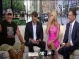 Larry The Cable Guy Pays The 'Fox & Friends' A Visit!