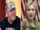 Larry The Cable Guy: Hillary Will Be The End Of The Country