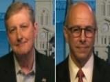 Louisiana Senate Candidates Spar Over Prostitution Scandal