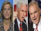 Laura Ingraham Previews Kaine Vs Pence