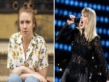 Lena Dunham Defends Taylor Swift's Silence