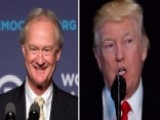Lincoln Chafee Comes To Trump's Defense Over Media Coverage