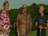 Larry The Cable Guy Attends Folds Of Honor's Patriot Cup