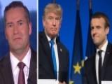 Lt. Col. Michael Waltz On Trump's Meeting With Macron