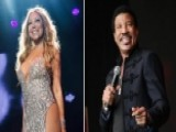 Lionel Richie And Mariah Carey Team Up