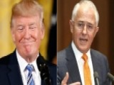 Leak Shows Tense Exchanges Between Mexico, Australia Leaders