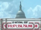 Lawmakers Gearing Up For Debt Ceiling Negotiations