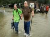 Louisiana Braces For Flash Floods From Harvey