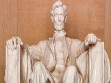 Lincoln Memorial Vandalized Again, Police Say