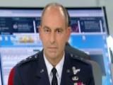 Lt. Gen. Harrigian On Managing Deconfliction With Russia
